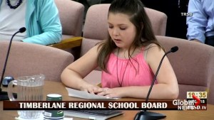 Tearful 5th grader calls out school board for ignoring her bullying problem