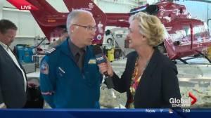 Lorraine on Location (2/4): STARS Ambulance Sylvan Lake lottery home draw