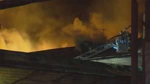 12 dead in Moscow workshop blaze