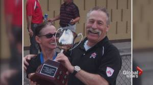 Legacy of Raiders founder David Fehr front and centre as Minto Cup returns to Calgary