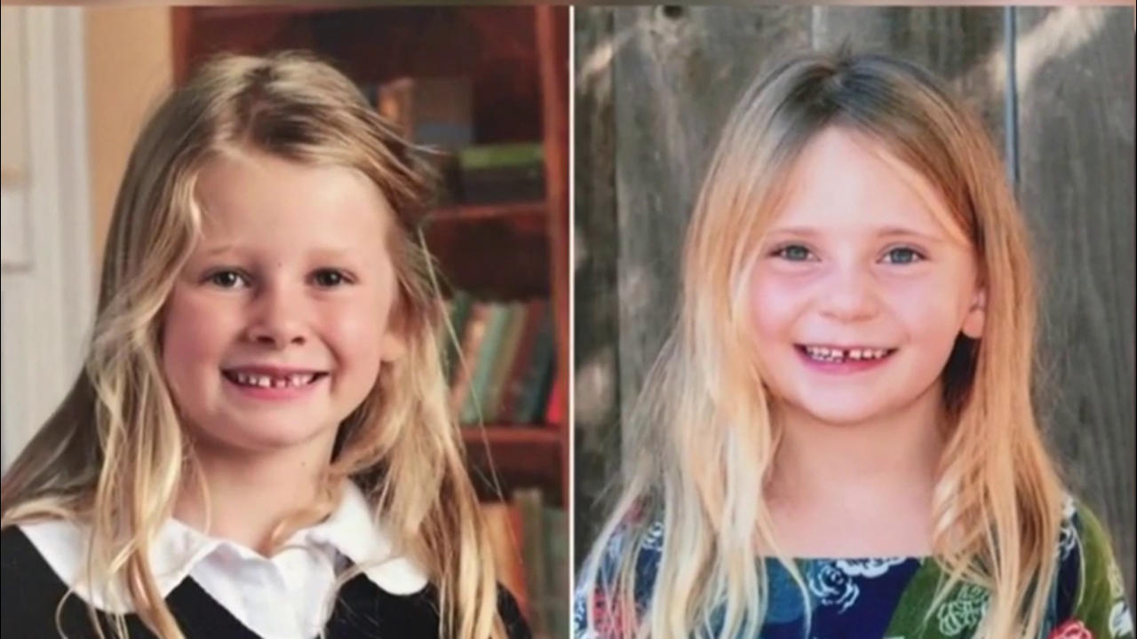 Sisters found slain on Christmas were subject of custody dispute