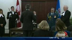 New session at Alberta legislature