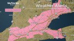 Winter weather travel advisory issued for GTA and Hamilton area