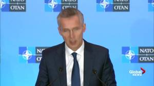 NATO is 'preparing' for world without INF treaty: Stoltenberg