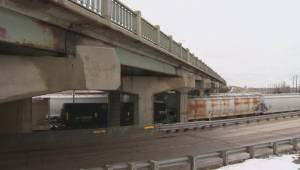 Repairs on Symington overpass extended until mid-June (01:24)