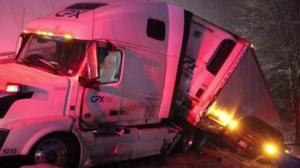 Multi-vehicle accident injures dozens on Coquihalla Highway