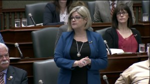 Andrea Horwath says hospitals hit hard by hydro costs