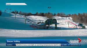 Temperature rise causes Edmonton pipe bursts