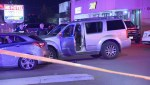 Woman critically injured after shooting outside restaurant in Mississauga