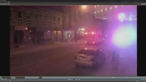 Exclusive video of Gottingen Street shooting