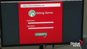 Listing Llama launches in Western Canada
