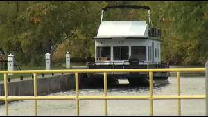 Trent-Severn Waterway navigation season ends