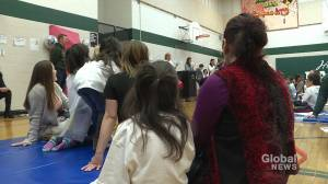 Regina students celebrate Dr. Seuss' birthday