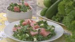 Dan Clapson's watermelon & kale salad recipe