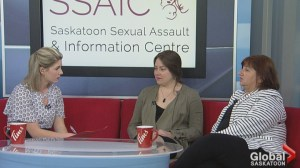 Saskatoon organization raising awareness about sexual assaults