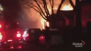 Community rallies around Point Douglas house fire victims