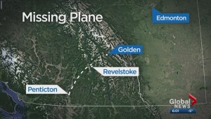 Search underway after plane headed from Penticton to Edmonton goes missing