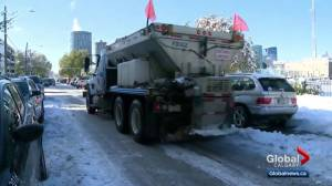 Concerns turn to flooding as Calgary snow begins to melt