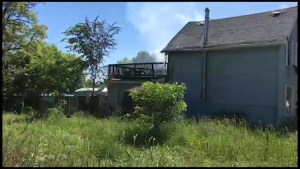 House fire on Parkhill Road East in Peterborough