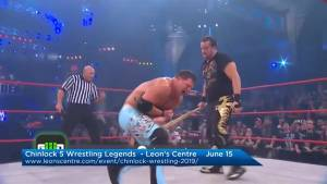 Pro-wrestling superstar Tommy Dreamer visits Global News Morning