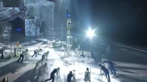 A preview of Cirque du Soleil's CRYSTAL