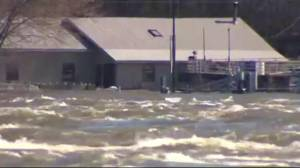 No relief in sight for people in Ontario, Quebec flood zones