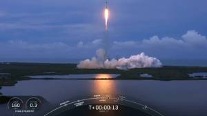 SpaceX launches new satellite on Falcon9 rocket