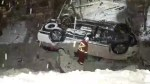 Victims trapped in vehicles involved in Coquihalla Highway crash transported to hospital: police