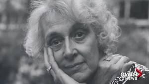 Italian writer to feature Okanagan woman in book (01:22)