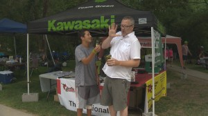 Kelowna hosts pickleball tournament