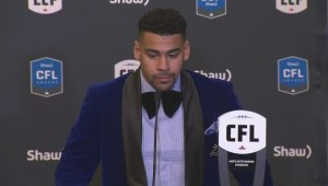 RAW: Blue Bombers Andrew Harris – CFL's Top Canadian