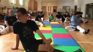 Pointe-Claire's Autism Karate opens doors for special needs students