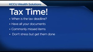 It's tax time! What you need to know