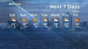 Global News Morning Forecast: June 8