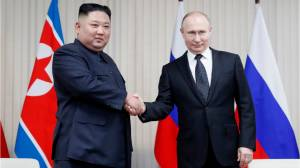 Putin says U.S. guarantees unlikely to prompt North Korea to denuclearize