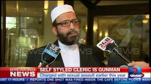 Who is suspected Sydney siege gunman Man Haron Monis?