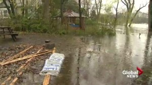 More flooding expected in Laval