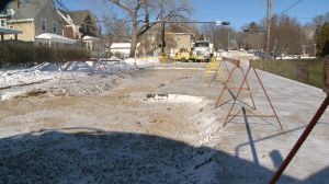 City of Moose Jaw crews work to repair multiple water main breaks
