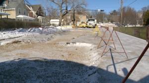City of Moose Jaw crews work to repair multiple water main breaks