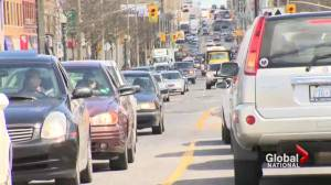 Roadblock for tolls in Toronto, province rejects city's plan for toll roads (02:02)
