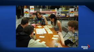 Hundreds of games on the table in Winnipeg this weekend