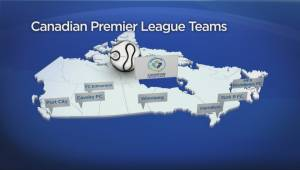 Winnipeg's professional soccer club name, colours expected Wednesday