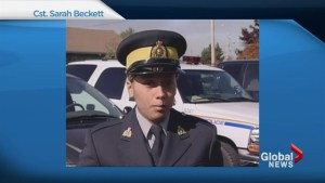 RCMP officer killed in Langford crash just returned from maternity leave