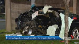 Ontario government says they're doing all they can to stop impaired driving