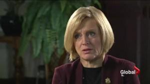 Rachel Notley receives threats over Bill 6