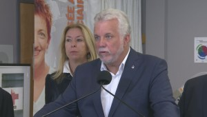 Couillard speaks with Trudeau about NAFTA