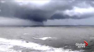 Tornado watch issued in South Carolina after possible waterspout spotted in Myrtle Beach