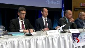 CAQ government tables its first Quebec budget