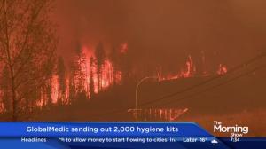GlobalMedic sending 2,000 hygiene kits to Fort McMurray evacuees