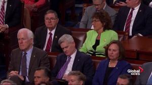 State of the Union: Congress applauds U.S. stance on Venezuela